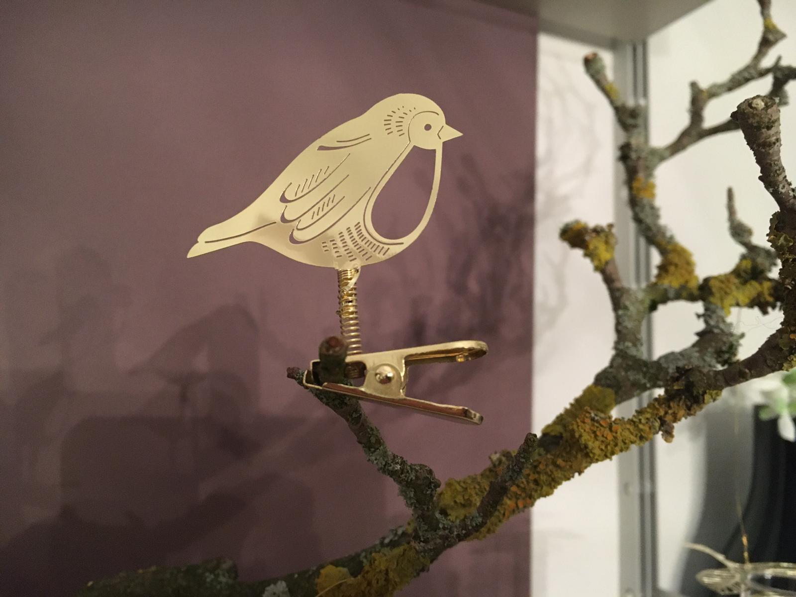 Klemm-Vögelchen – Manufaktur Pluto