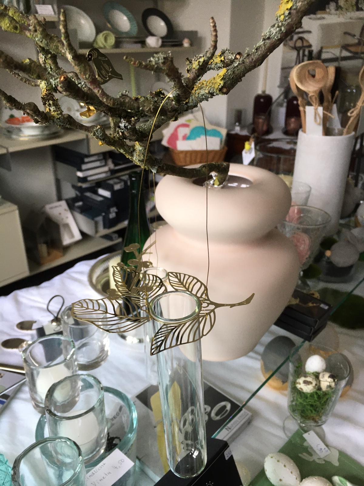 filigrane Vase – Manufaktur Pluto