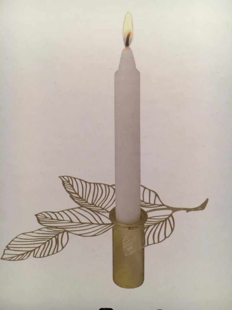 Kerzenhalter schwedische Manufaktur PLUTO PRODUKTER