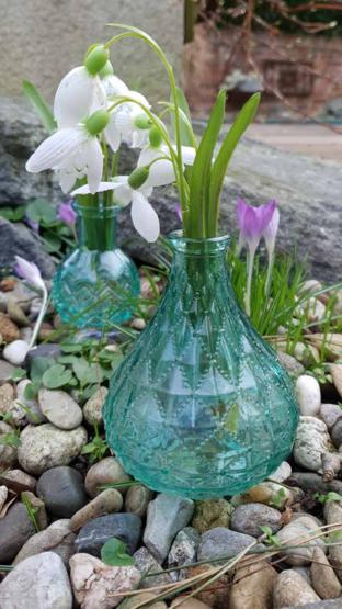 Kleines Vasensortiment